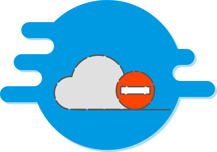 cloud backups are not less available