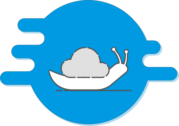 backup in the cloud is not slow