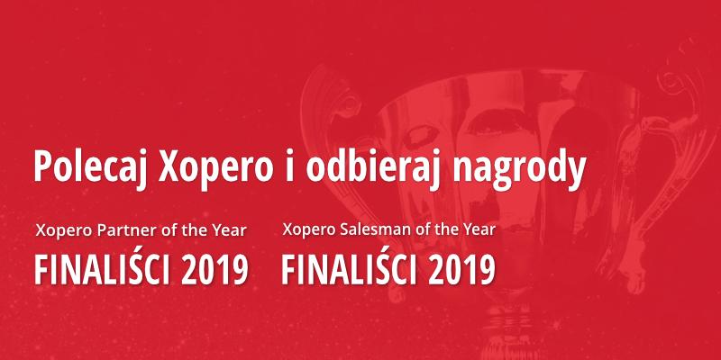 Konkurs dla partnerów Xopero.