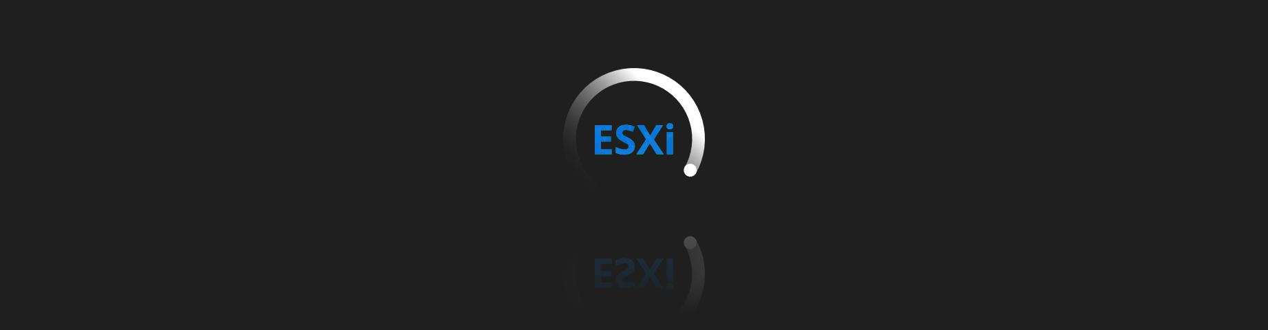 how to backup a VMware ESXi virtual machine